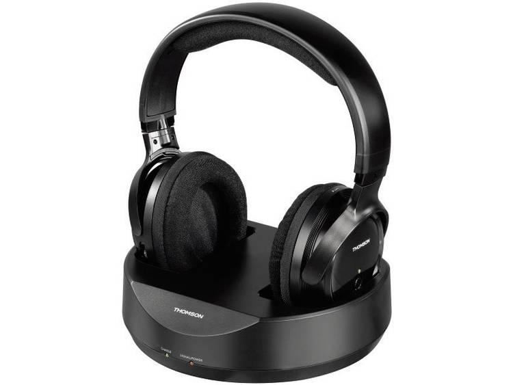 Thomson draadloze koptelefoon WHP3001BK