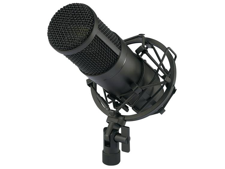 Renkforce CU-4 USB studiomicrofoon
