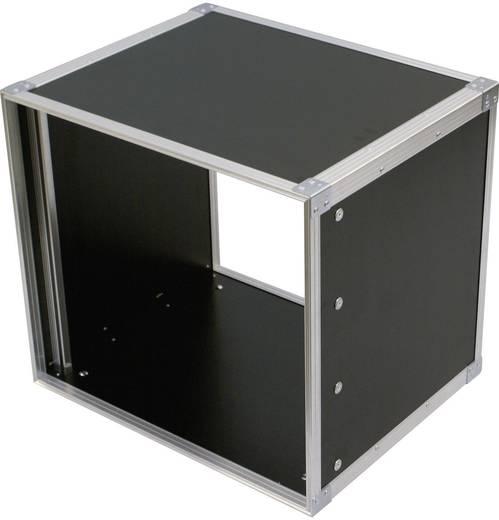 19 inch rack 11 HE Studio-Rack Hout