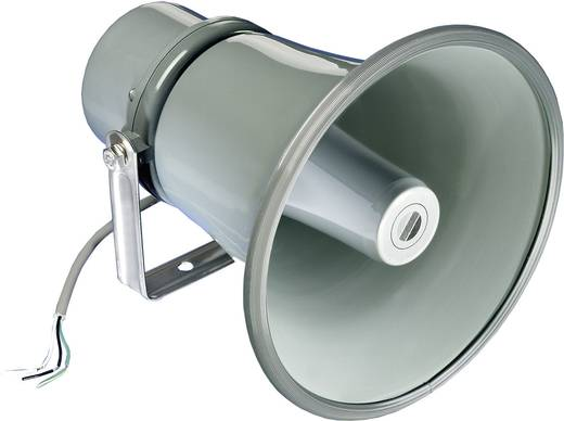Visaton DK 8, 100V/20 OHM ELA-drukkamerluidspreker 30 W Zilver 1 stuks
