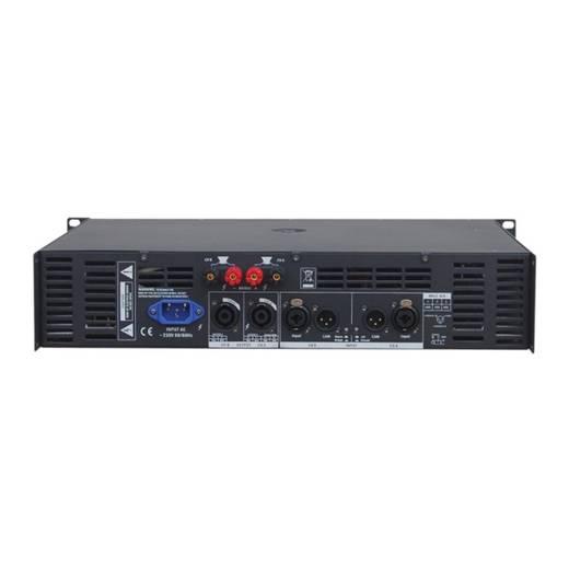 LD Systems DEEP² DP600 PA-versterker RMS vermogen per kanaal op 4 Ω: 400 W
