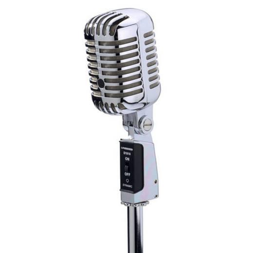 LD Systems D1010 Hand Zangmicrofoon Kabelgebonden