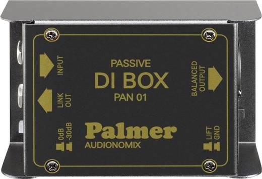 Passieve DI box 1-kanaals Palmer Audio PAN01