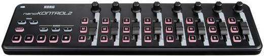 KORG nanoKontrol2 MIDI-controller