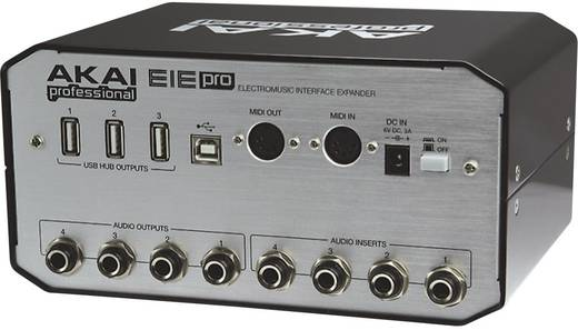 Audio interface AKAI Professional EIE PRO Monitor-controlli