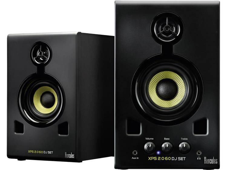 Actieve studio monitor 7.5 cm 3 inch Hercules XPS 20-60 30 W 1 paar