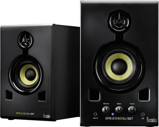 Actieve studio monitor 7.5 cm (3 inch) Hercules XPS 20-60 30 W 1 paar