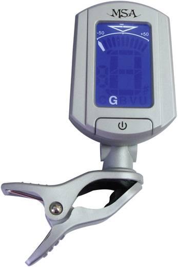 Gitaar stemapparaat MSA Musikinstrumente ET 33 S Zilver
