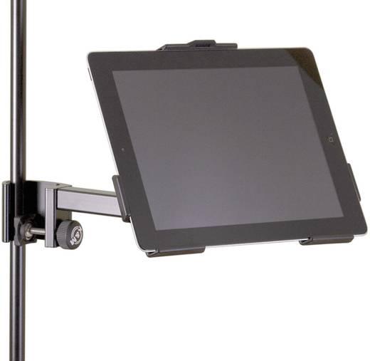 K + M iPad-houder zwart