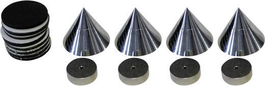 Sub-Watt-absorber Dynavox 204605 4 stuks