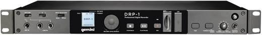 Gemini DRP-1 Audiorecorder Zwart