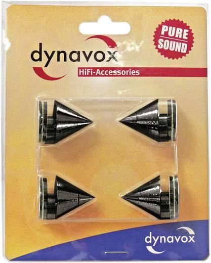 Sub-Watt-absorber Dynavox 4 stuks