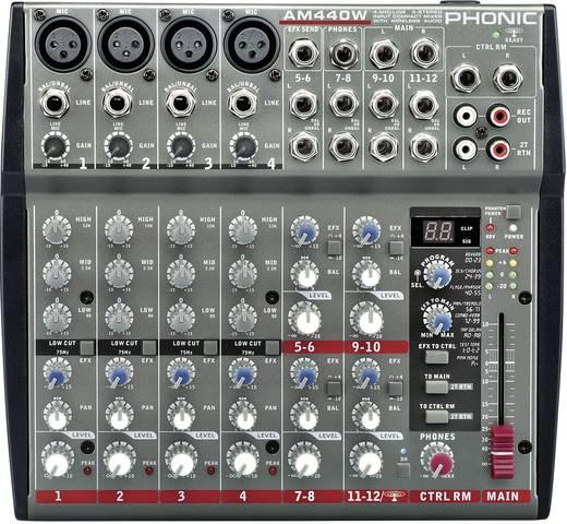 Phonic AM440W Compact mengpaneel