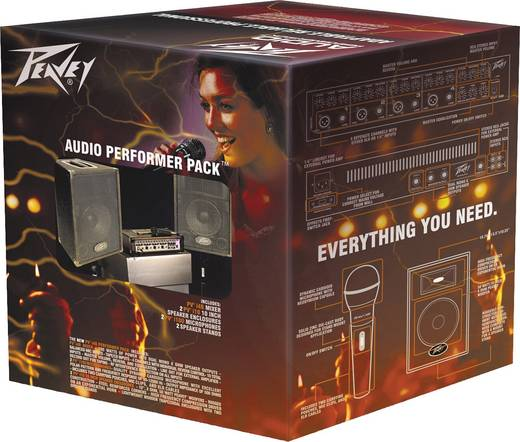Peavey Audio Performer Pack PA-Anlage