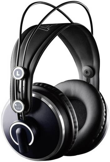 AKG Harman K271 MkII Studio Koptelefoon Over Ear Zwart