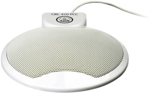 AKG CBL410W Spraakmicrofoon Kabelgebonden