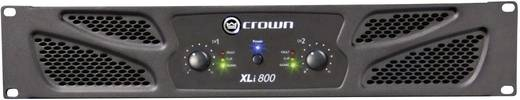 Crown XLI 800 PA-versterker RMS vermogen per kanaal op 4 Ω: 300 W