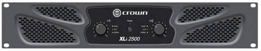 Crown XLI 2500 PA-versterker RMS vermogen per kanaal op 4 Ω: 750 W