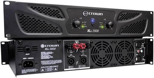Crown XLI 3500 PA-eindtrap