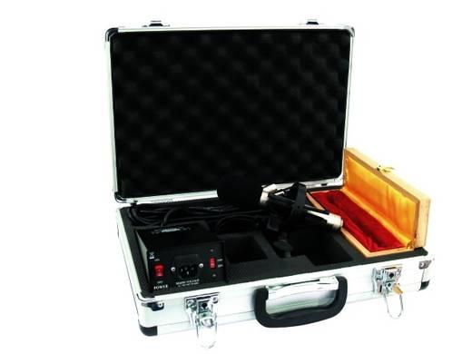 Omnitronic IC-1010 PRO Instrumenten microfoon Zendmethode: Kabelgebonden Incl. kabel
