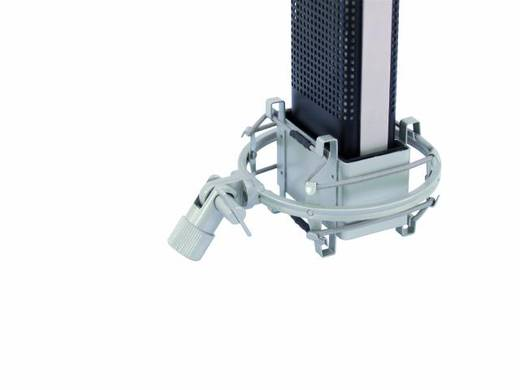 Omnitronic VRM-1100 PRO Studiomicrofoon Zendmethode: Kabelgebonden Incl. koffer, Incl. shockmount