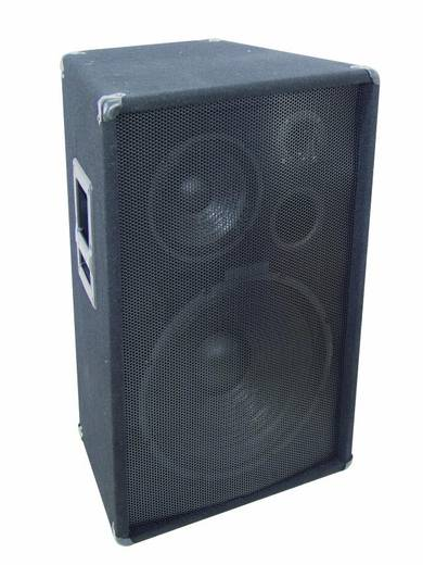 Passieve PA speaker 38 cm (15 inch) OmnitronicTMX-1530500 W1 stuks