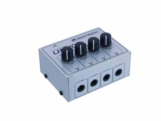 Omnitronic LH-010 10355010 Mini-mixer