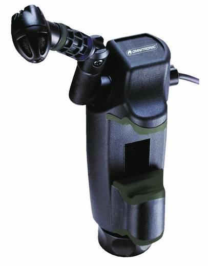 Omnitronic DPM-1100 PRO Instrumenten microfoon Zendmethode: Kabelgebonden Incl. windkap