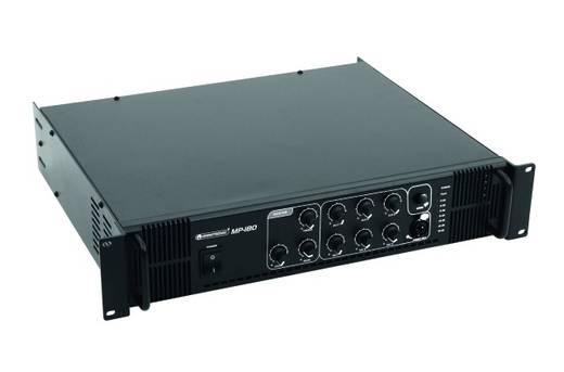 Omnitronic MP-180 ELA-mengversterker