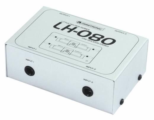 Omnitronic LH-080 10355080 Isolator