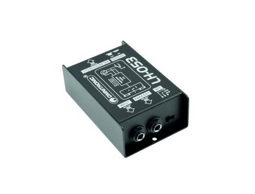 Omnitronic LH-053 DI-Box, passief