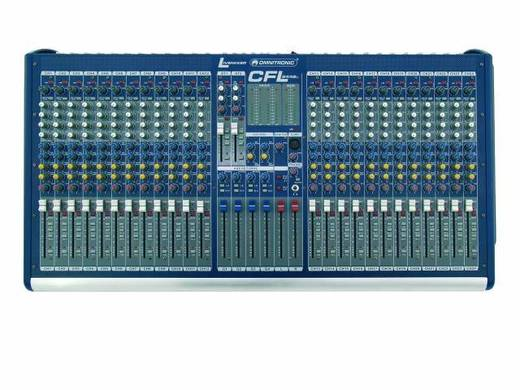 Omnitronic CFL-2442 Console-mengpaneel Aantal kanalen:24