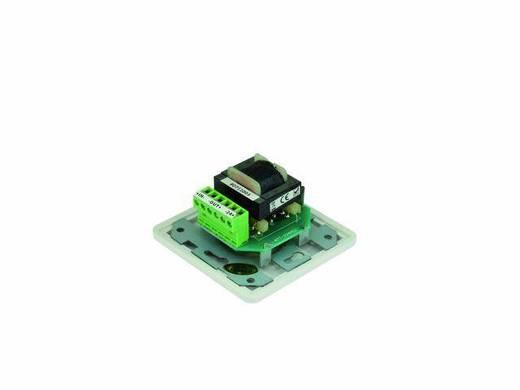 Omnitronic ELA-audiovolumeregelaar, 20 W mono wit