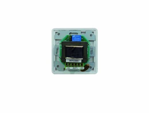 Omnitronic ELA-audiovolumeregelaar, 45 W mono wit