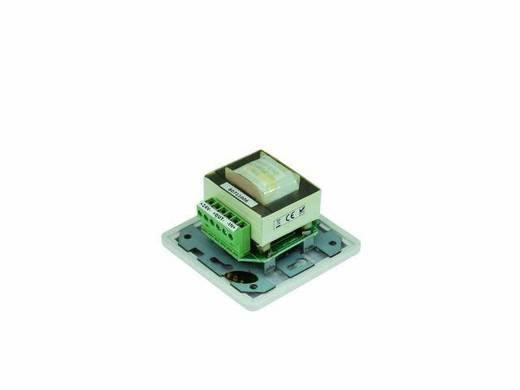Omnitronic ELA-audiovolumeregelaar, 60 W mono wit