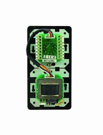Omnitronic ELA-audiovolumeregelaar/programmakiezer 30 W/z