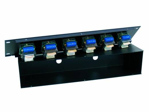 Omnitronic ELA 6M-zones audiovolumeregelaar 45 W zw