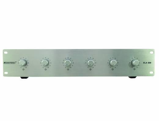 Omnitronic ELA 6M-zones audiovolumeregelaar 5 W zi