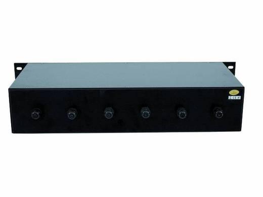 Omnitronic ELA 6S-zones audiovolumeregelaar 45 W zw