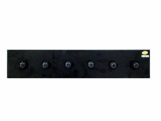 Omnitronic ELA 6S-zones audiovolumeregelaar 20 W zw