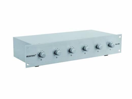 Omnitronic ELA 6S-zones audiovolumeregelaar 20 W zi