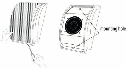 Omnitronic WC-2 ELA-Wandluidspreker