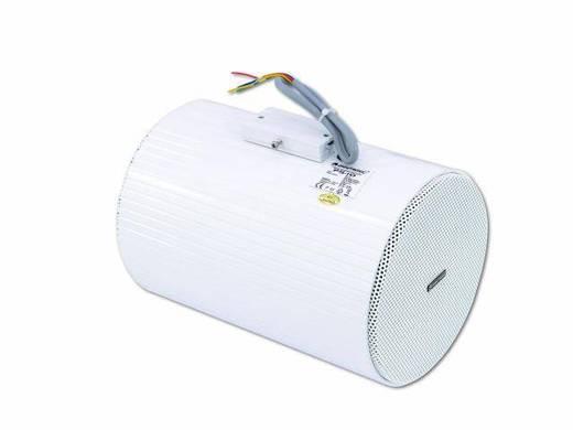 Omnitronic PS-10 ELA-plafondluidspreker 40 W 100 V Wit 1 stuks
