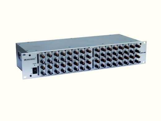 Omnitronic MZD-88 19 inch mengpaneel Aantal kanalen:16