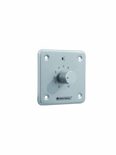 Omnitronic ELA-audiovolumeregelaar, 45 W mono zil