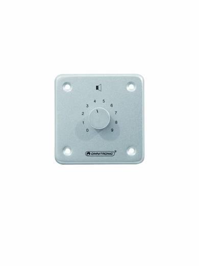 Omnitronic ELA-audiovolumeregelaar 10 W stereo zil