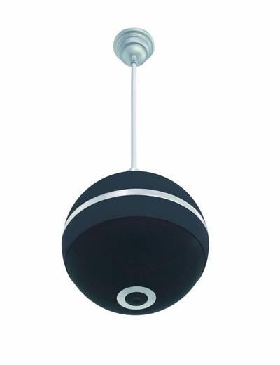 Omnitronic WPC-5S ELA-plafondluidspreker 20 W 100 V Zwart 1 stuks