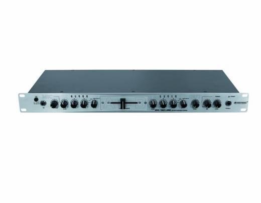 Omnitronic EM-180 USB 19 inch mengpaneel Aantal kanalen:2 USB-aansluiting