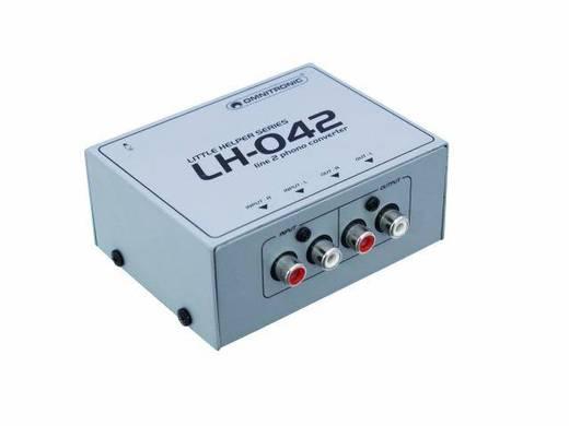 Omnitronic LH-042 Line / Phono converter