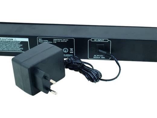Omnitronic DB-100B 1-kanaals 19 inch volumeaanduiding